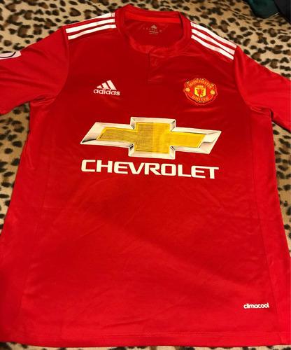 453d47cb8da57 Camiseta Manchester United Niños Alexis Envio Gratis