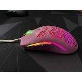 Mouse Model O Matte Pink