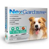 Nexgard 10 - 25 Kg  - 3 Comprimidos