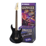Pack Guitarra Eléctrica Yamaha Erg121gpii Negra