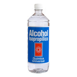 Alcohol Isopropilico 1 L Pureza 99,7%