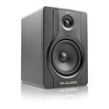 M-audio Bx5 Carbon Black   5  Single Speaker Studio Monitor