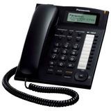 Teléfono Alámbrico Panasonic Kx-ts880lx-b - Techbox