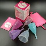 Copa Menstrual Aneer Original Con Sellos De Certificacion