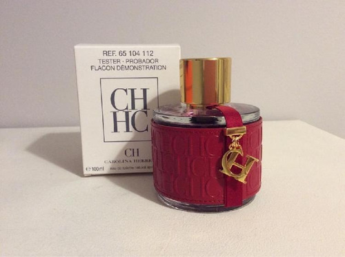 b3695b151 Ch 100 Ml Tester Carolina Herrera/vende Perfumeria
