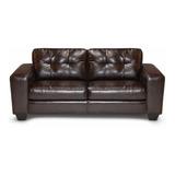 Sofa Mira 3 Cpo Pu Bitono Rosen