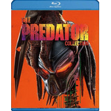 Depredador Bluray Coleccion X 4 Latino Predator