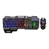 Pack Teclado Mecánico Gk70 + Mouse S150   Space Warships
