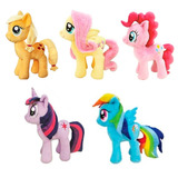 Pack 2 Peluches My Little Pony A Eleccion 30 Cm Marca Hasbro
