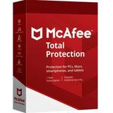 Mcafee Antivirus Total Protection 1 Equipo Por 2 Años