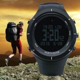 Reloj Deportivo North Edge Range 1 Brújula Altimetro