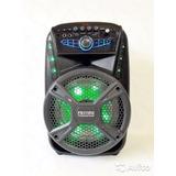 Parlante Potente 15' Bluetooth Karaoke Mic 300w