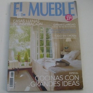 Revista el mueble edita rba especial cocinas 10000 tynm2 for Especial cocinas el mueble