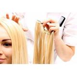 Cortinas De Pelo Natural 100%human Hair Calidad Remy