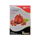 Papel Adhesivo Foto Brillante A4/135g 100 Hojas