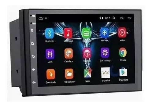 Radio Auto 2 Din Android 8.1.wifi Gps Pantalla 7 Pulgadas