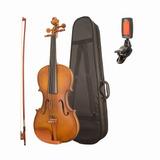 Violin 3/4 Con Estuche Epic Modelo Ep V2, Despacho Gratis