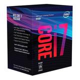 Intel Cpu Core I7-8700 3.2ghz (1151-v2)
