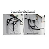 Barras Dominadas Multifuncional Sirve Para Trx Y Saco De Box