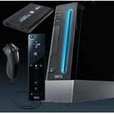 Wii Desbloqueada Disco 500gb 320 Juegos Wii+3000retro + Hdmi