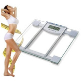Pesa Balanza Digital Body Con Medidor Agua Y Grasa Corporal