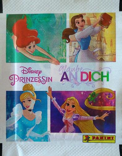 Sobres De Láminas Del Álbum Princesas - Panini