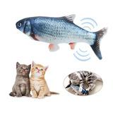 Usb Eléctrico De Carga De Simulación De Peces Gato Juguete