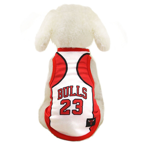 Nba Camiseta Michael Jordan Para Mascota ( Perro - Gato ) a9646cf0a67
