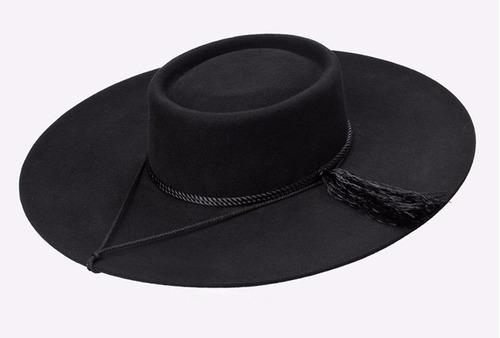 Sombrero Huaso ( Marca Castor ) Paño Lana Nuevo -   78990 en Melinterest 286c590f8ce