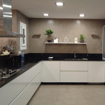Cocina Minimalista / Muebles De Cocina / Diseño Italiano /m5
