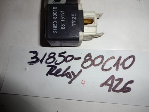 Reley Relay Codigo 31850-80c10