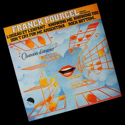 ¬¬ Vinilo Frank Pourcel Chanson D'amour Zp