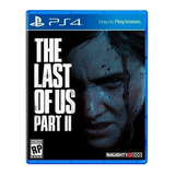The Last Of Us 2 Ps4// Físico Sellado// Mathogames