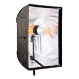 Softbox 60x90, Softbox Flash, Caja De Luz, Softbox Difusor
