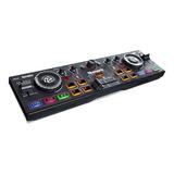 Controlador Dj Numark Dj2go2 Consola Mezcladora Placa Audio