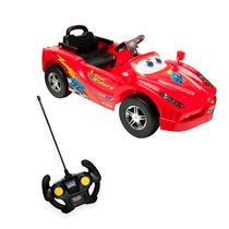 Auto Eléctrico Cars Para Niños C/remoto Y Mp3 / Rebajas