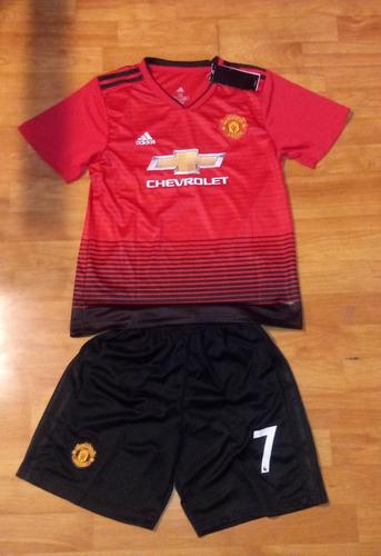 f0efac3f84609 Camiseta Niño Manchester United  7 Alexis Talla 26 10-11años