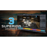 Superior Drummer 3 | Solo Para Pc | Envío Inmediato