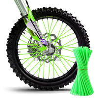 Cubre Rayos Verde Kawasaki