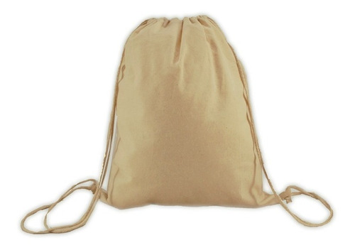 Bolsa Crea Mochila Morral 35x43 Para Estampar / Uss