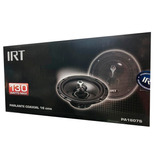 Parlantes Irt Coaxial  16cms 130w /tvc