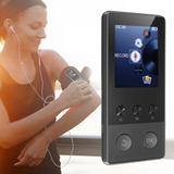 250 Horas Bluetooth Mp3 Mp4 Reproductor De Música Sin Lcd Pa