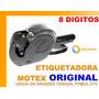 Etiquetadora 8 Digitos Motex Mx 5500 Original