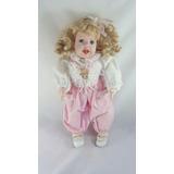 Preciosa Muñeca De Porcelana Phyllips Parkin  Lauren
