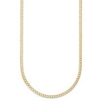 b1c5cd809ed3 Collares y Cadenas Oro Sin Piedras con los mejores precios del Chile ...