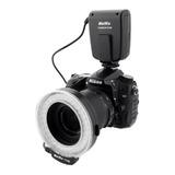 Flash Led Macro Ring Meike Fc100 Para Camaras Reflex Dslr