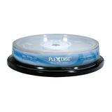 Plexdisc 64521250gb 6x Blu-ray Double Layer White In