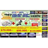 Consola Arcade + 2 Jostick Arcade Perzonalizado Nuevos Garan