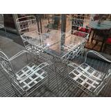 Juegos De Terraza Usados En Juegos De Muebles Para Terraza