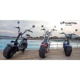 Moto Scooter Electrica Motor 1000w / Garantia Citymotos